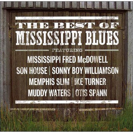 Best Of Mississippi Blues (Best Humbuckers For Blues)
