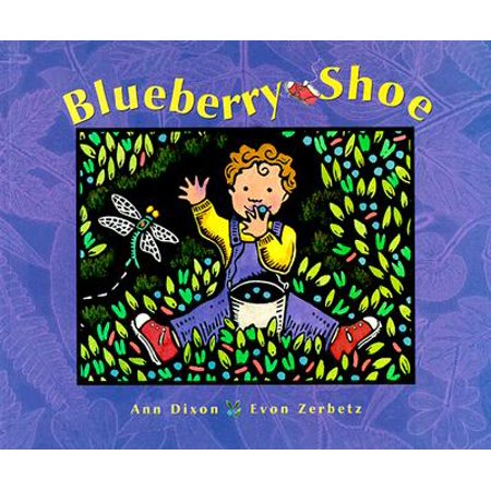 Blueberry Shoe (Paperback) -