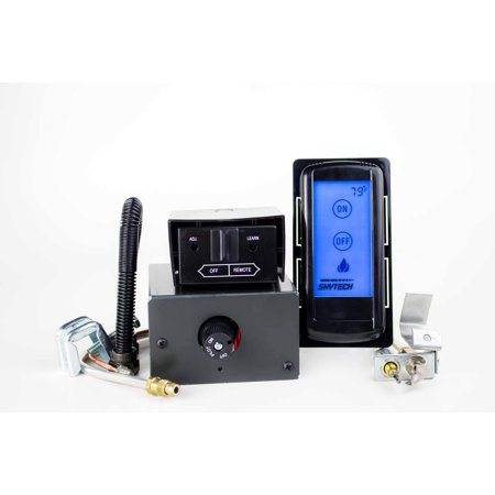 Skytech Manual On/Off Gas Valve Kit with On/Off Touch Screen Remote