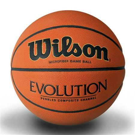 Ballon de basketball int-rieur Wilson Evolution pour Homme - image 2 de 2