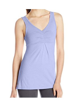 e6a9396974 Product Image 2XU Women's Movement V Tank Top, Medium, Amethyst  Marle/Amethyst Marle