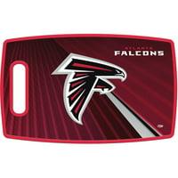 "Atlanta Falcons The Sports Vault 14.5"" x 9.5"" Large Cutting Board"