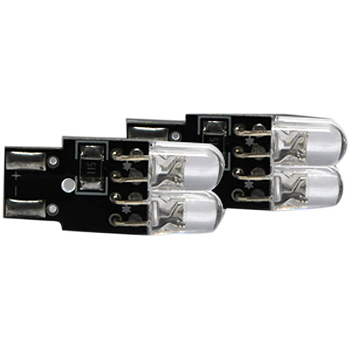 CIPA T-10 Ultra-White LED Bulbs