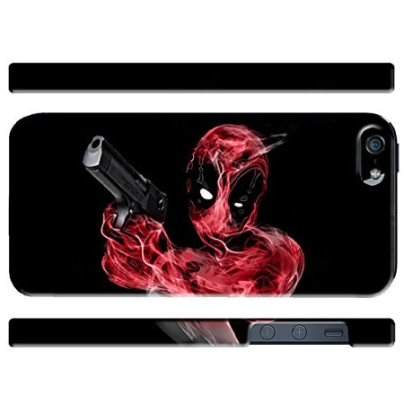 Ganma Deadpool  Other Characters Emblems Case For Iphone 5 5S Hard Case Cover