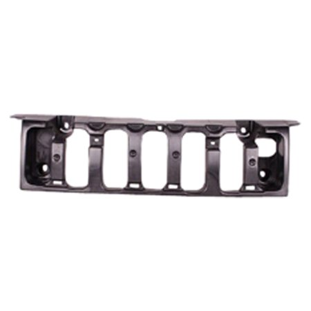 Hummer H3 Truck (NEW GRILLE SUPPORT BRACKET BLACK FRONT FITS 2006-2010 HUMMER H3 15834198 )