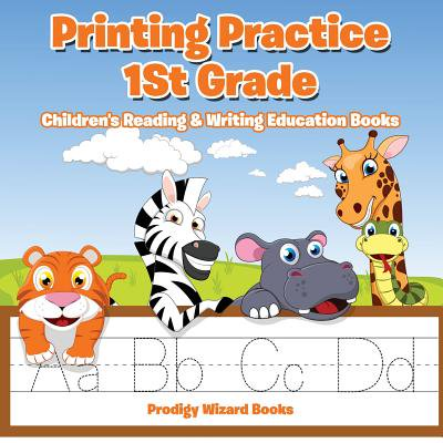 Printing Practice 1st Grade](Halloween Printing Practice Pages)