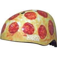 C-Preme Krash! Pizza Party All Over Print Multisport Helmet, Youth 8+ (54-58cm)