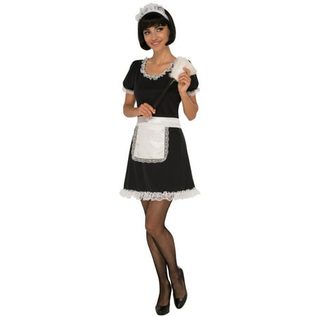 Saucy Maid Adult Costume