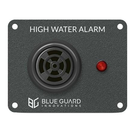 Blue Guard Innovations High Water Alarm Panel Yard Guard Alarms