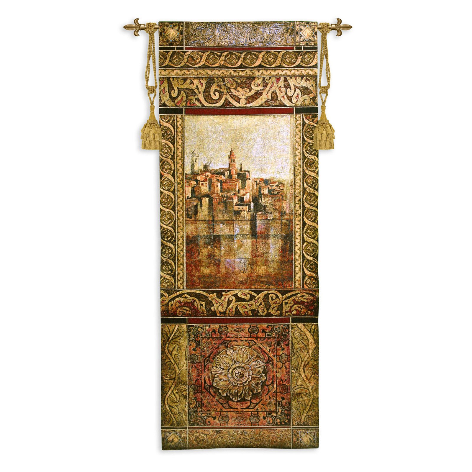 Fine Art Tapestries New Enchantment I Wall Tapestry by Supplier Generic