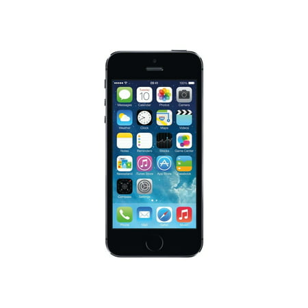 Refurbished Apple iPhone 5s 16GB, Space Gray -