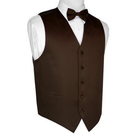 Italian Design, Men's Tuxedo Vest, Bow-tie -