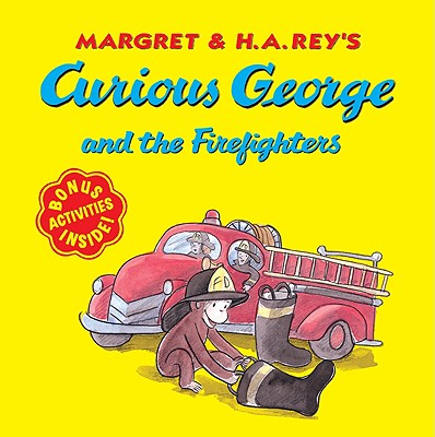 Curious George and the Firefighters (Paperback)