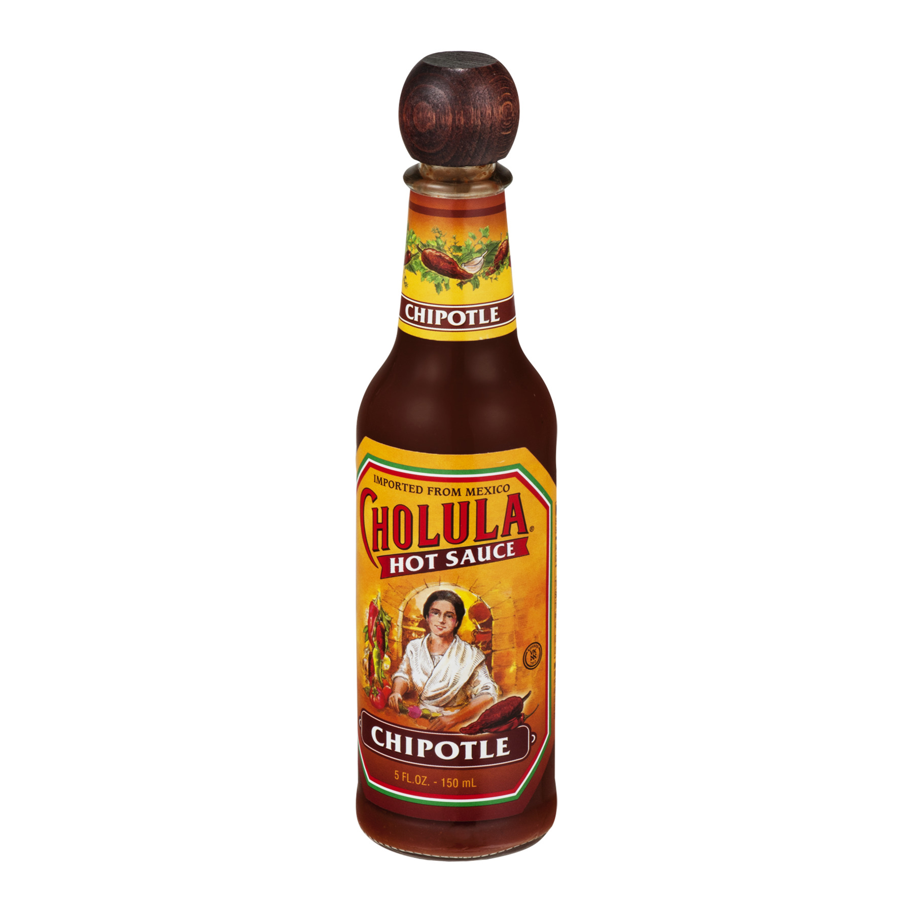 Cholula Chipotle Hot Sauce, 5 fl oz - Walmart.com