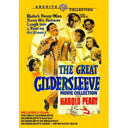The Greatt Gildersleeve Movie Collection (DVD)