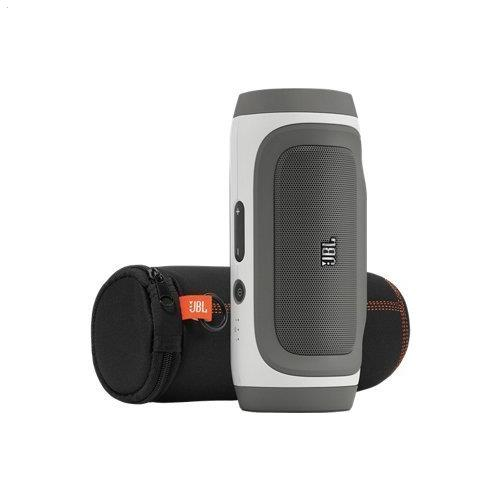 JBL Charge Portable Wireless Bluetooth Speaker (Grey)