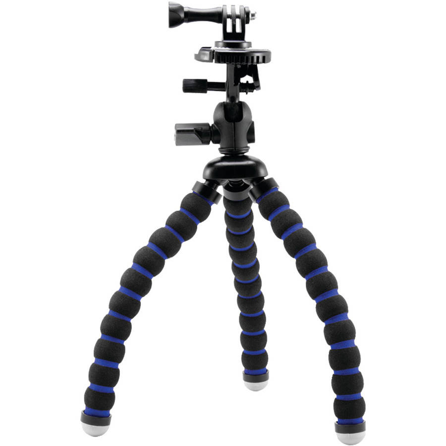 "Arkon GPROTRIXL 11"" Flexible Tripod for GoPro Hero Action Cameras"