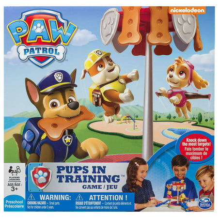 2007 Spring Training Game (Spin Master Games, Paw Patrol Pups In Training Game )