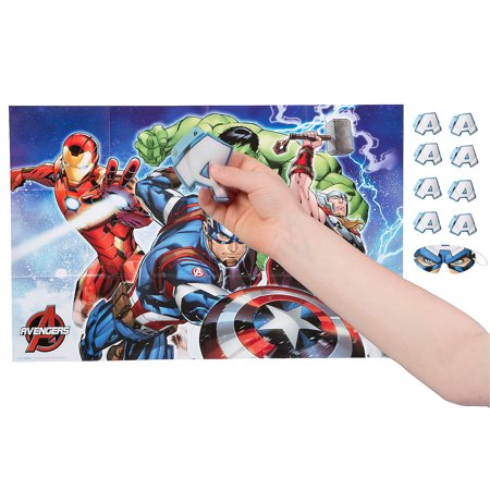 Marvel Avengers Party Game 2PK (Avengers Party Games)