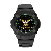US Navy Rubberized Tactical Watch