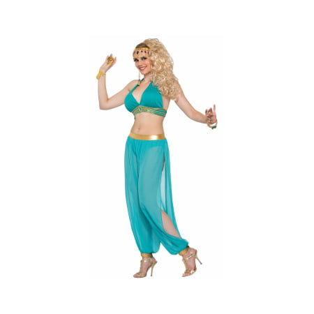 DESERT PRIN - BELLY DANCER TOP](Belly Dancer Dress Up)