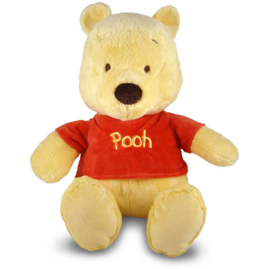 Kids Preferred Disney Baby Jumbo Winne the Pooh Plush by Kids Preferred