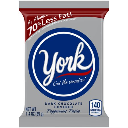 York Peppermint Pattie Candy, 1.4 - York Peppermint Patty Halloween