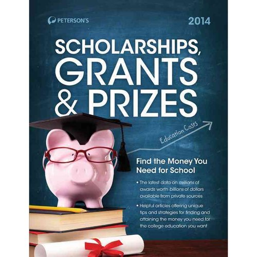 Peterson's Scholarships, Grants & Prizes, 2014
