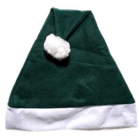 Green Felt Santa Hat](Lime Green Santa Hat)