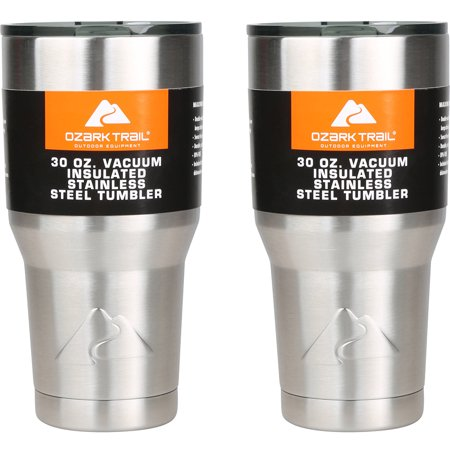 Ozark Trail 30-oz. Tumbler 2-Pack Only $10