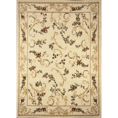 Home Dynamix Optimum Collection Area Rug Ivory Walmart Com