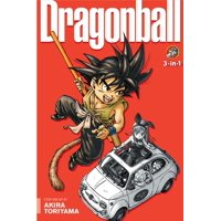Dragon Ball (3-in-1 Edition), Vol. 1 : Includes vols. 1, 2 & 3