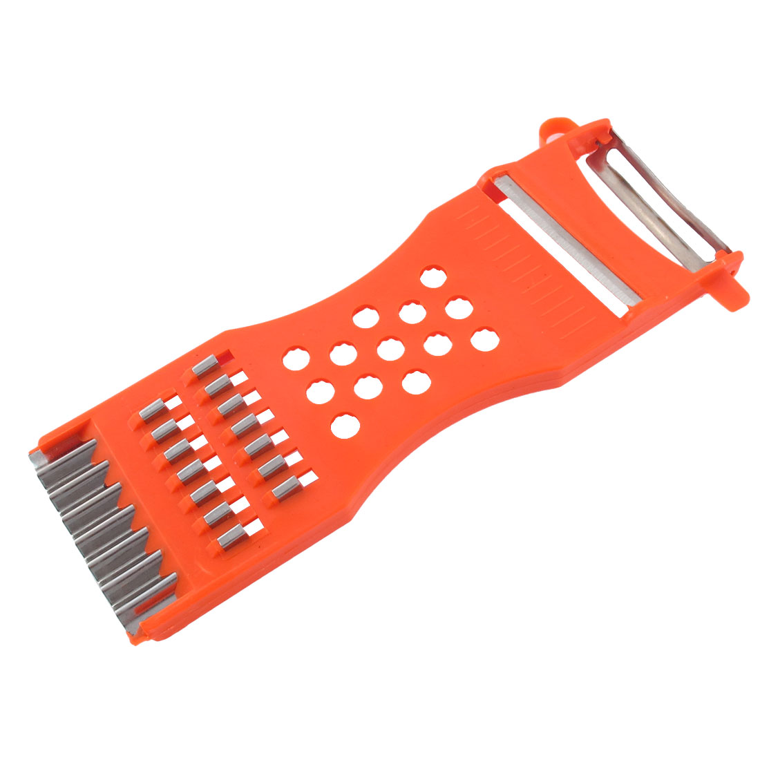 Kitchen Vegetable Fruit Grater Slicer Peeler Shredder Carving Tool 6.7'' Long