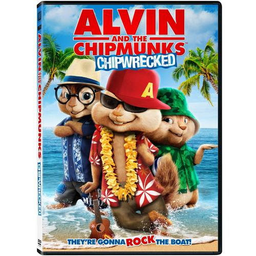 Alvin And The Chipmunks 3: Chipwrecked (Widescreen)