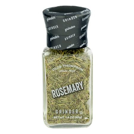 (2 Pack) Olde Thompson Rosemary Grinder, 1.4 OZ