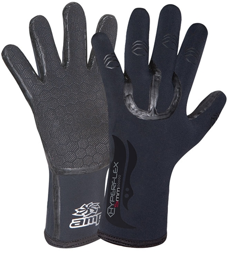 Hyperflex 5mm AMP Gloves (2X-Large)