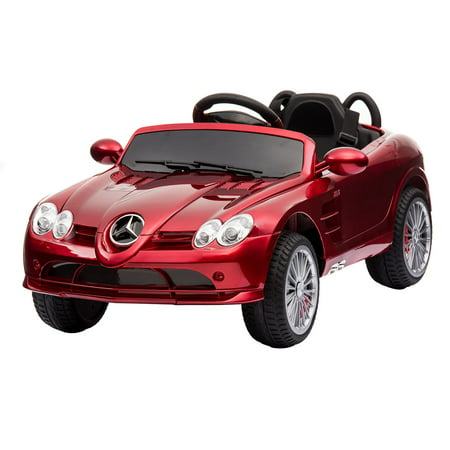 Kids Ride On Car With Remote Control Toddler Electric Battery Ed Riding Toy Mercedes