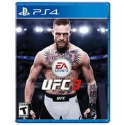 UFC 3, Electronic Arts, PlayStation 4, 014633735420