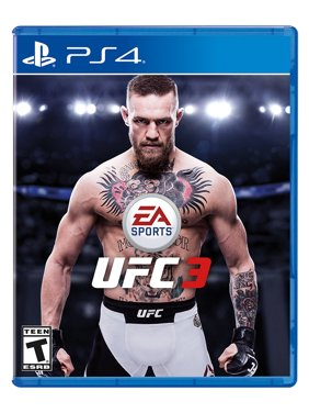 UFC 3, Electronic Arts, PlayStation 4, 014633735420