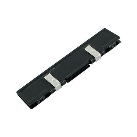 Unique Bargains Aluminium Heat Sink Shim Heatsink Spreader Cooler Black for SDR DDR RAM Memory