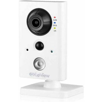 LaView Panda 1080p Wi-Fi IP Camera