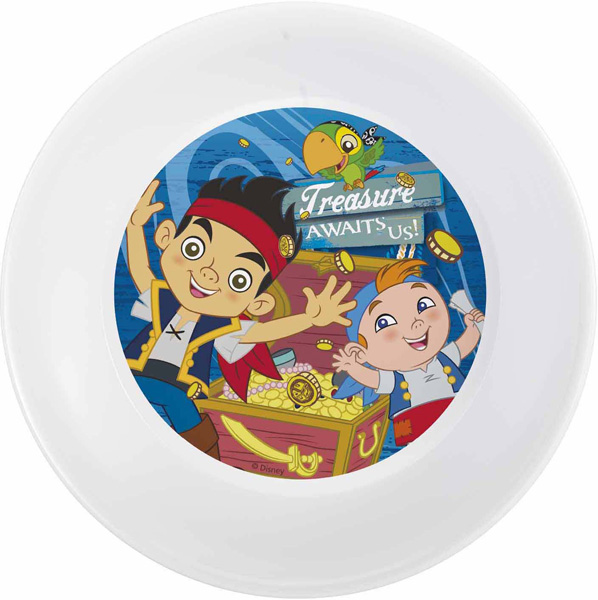 ZAK - Jake and Neverland 5.5 in. Melamine Bowl - 1 Set