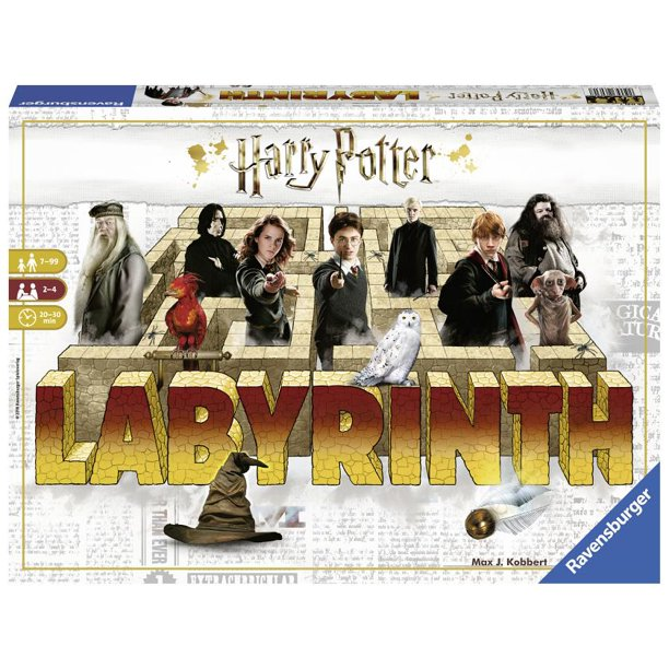 Harry Potter Labyrinth Game (Other)