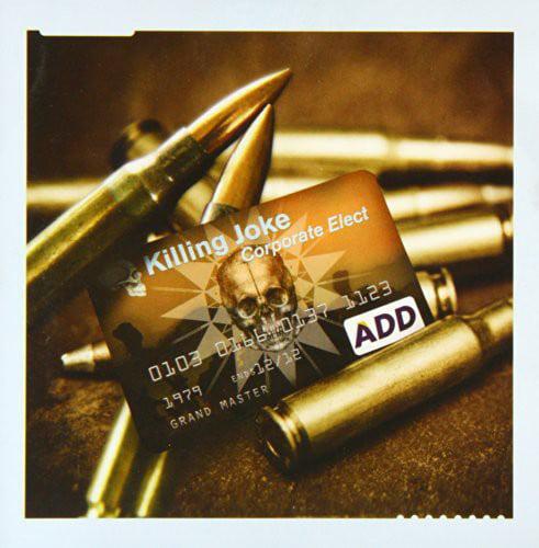 Killing Joke - Corporate Elect (EP) [CD]