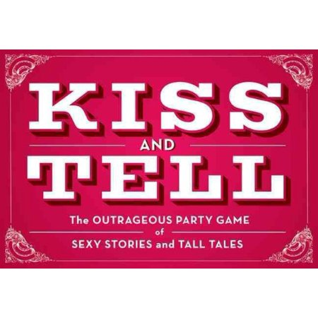 Kiss And Tell  Game