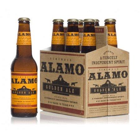 Image of Alamo Golden Ale, 6 pack, 12 fl oz