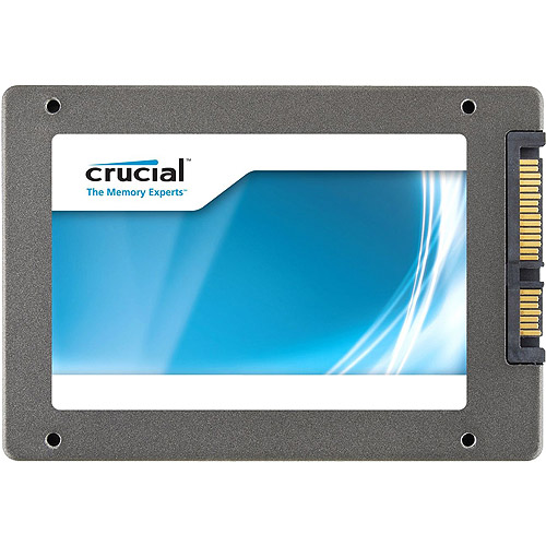 "Crucial Technology 256GB 2.5"" Solid State Drive"