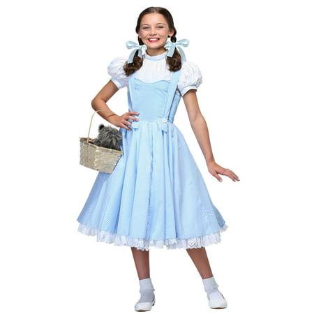 Deluxe Kansas Girl Kids - Kansas City Costume Shops