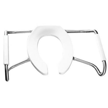 Magnificent Bemis Ma2055T Medical Assistance Plastic Round Toilet Seat White Ibusinesslaw Wood Chair Design Ideas Ibusinesslaworg