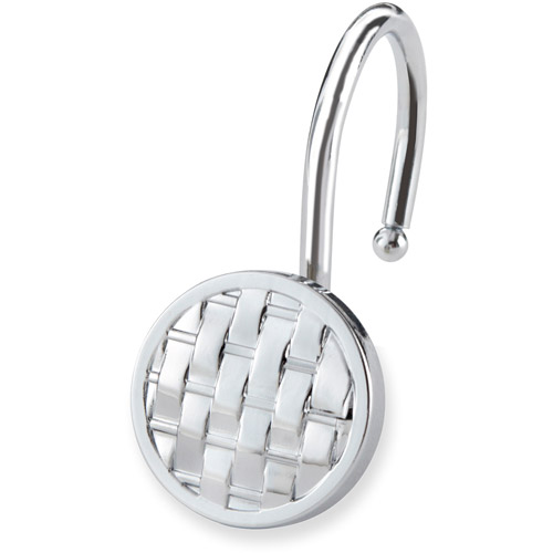 Elegant Home Fashions Woven Shower Hooks